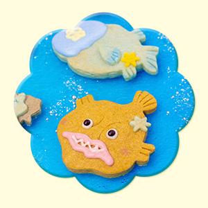 深海クッキー