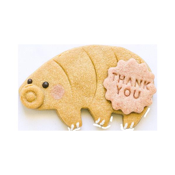 微生物クッキー・クマムシ