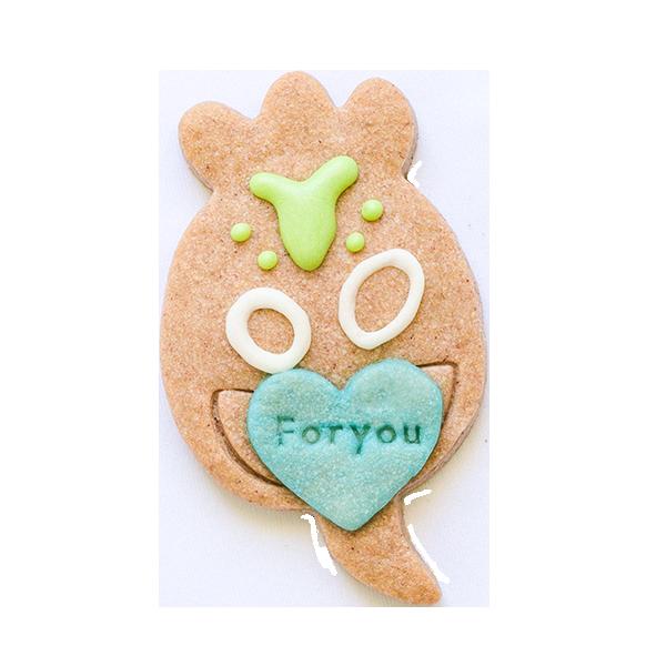 微生物クッキー・ワムシ