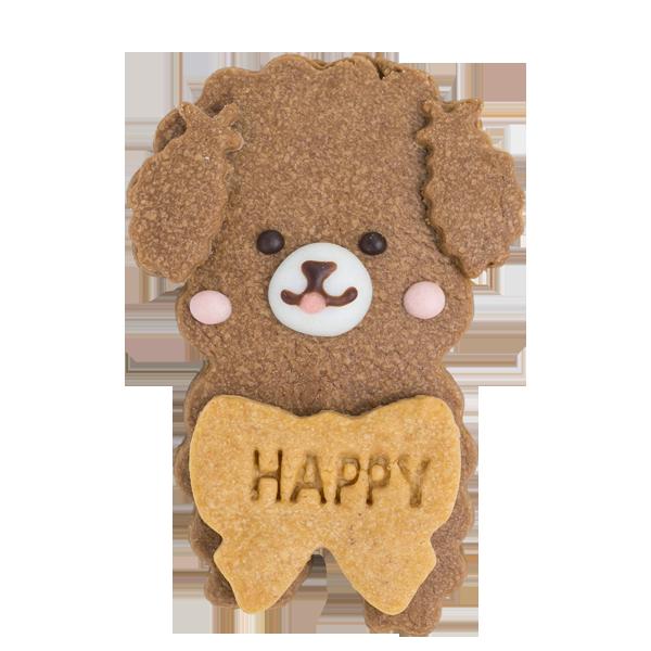 わんこクッキー・プードル