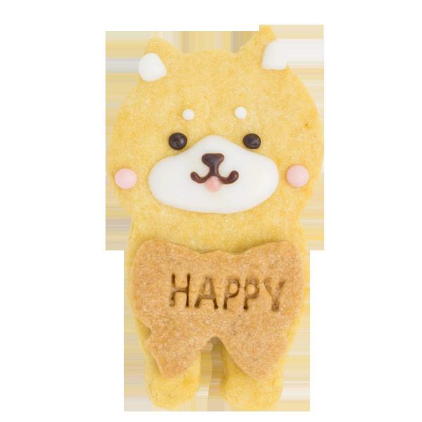 わんこクッキー・柴犬