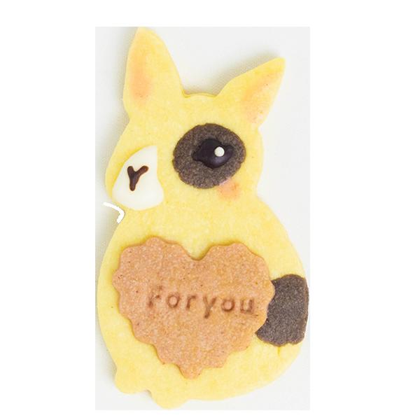 ファームクッキー・ウサギ
