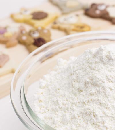 国産小麦粉100%使用