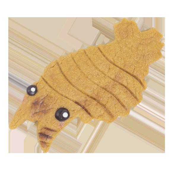 恐竜クッキー・アノマロカリス