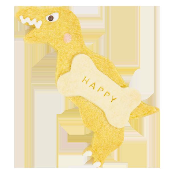 恐竜クッキー・ラプトル