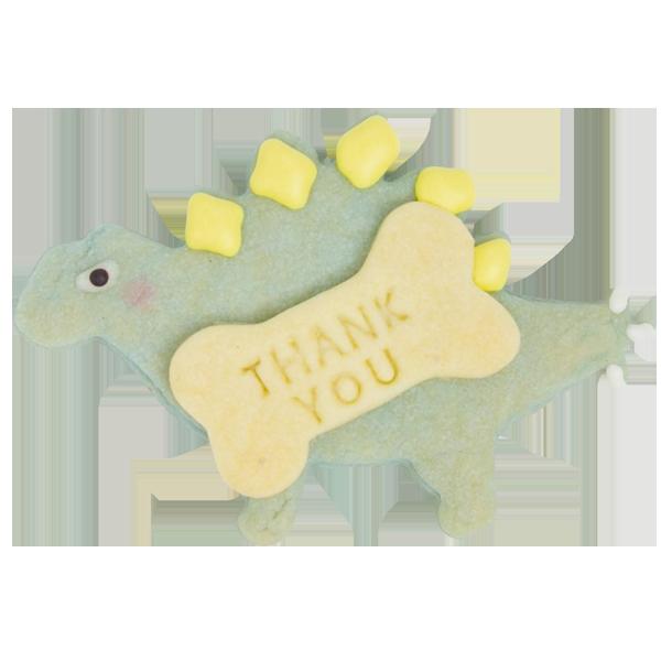 恐竜クッキー・ステゴサウルス