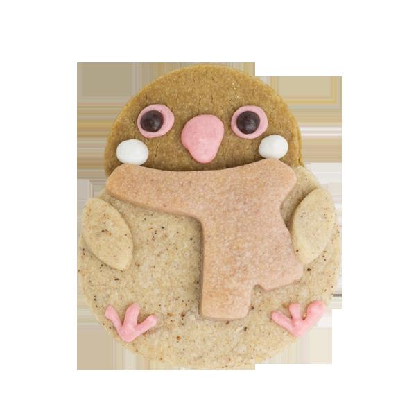 文鳥(とりさんクッキー)