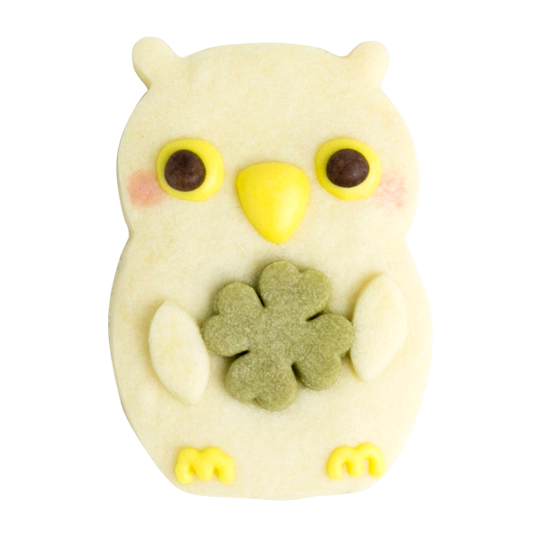 フクロウ(とりさんクッキー)