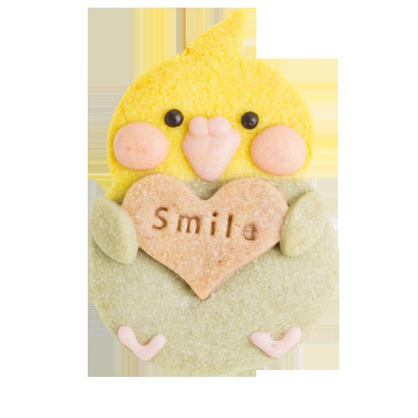 オカメインコ(とりさんクッキー)